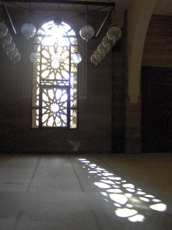 Bahrain: Interior mezquita