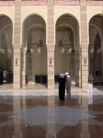 Bahrain: Patio mezquita