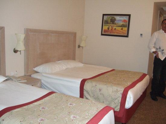 Vera Mare Resort: la chambre