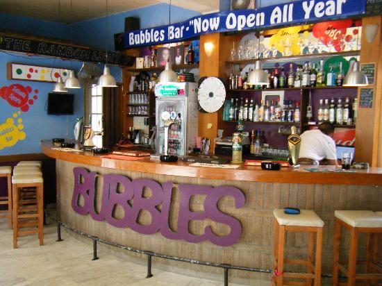 Bubbles Bar: Bubbles Bar Oct 2008