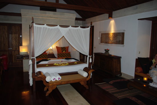‪‪Jamahal Private Resort & SPA‬: La chambre‬