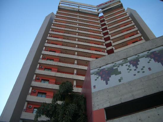 Jundiai, SP: ホテルの外観です。