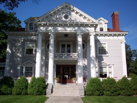 Antiquities' Wellington Inn: Front of house