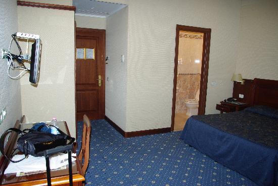 Hotel Artorius: Tripple Room