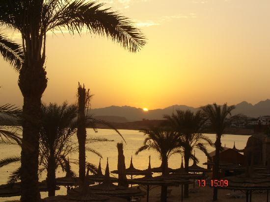 Ventaglio Resort Blue Bay Resort & Spa: tramonto a sharm