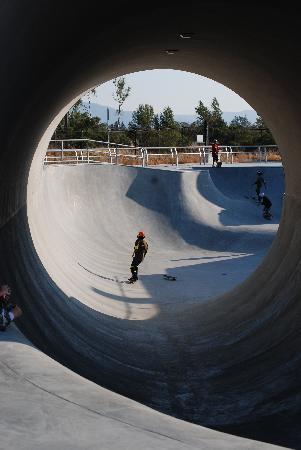 San Jose, Californië: Skate Park