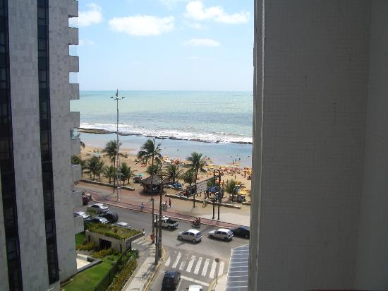 Internacional Palace Hotel: view from the room