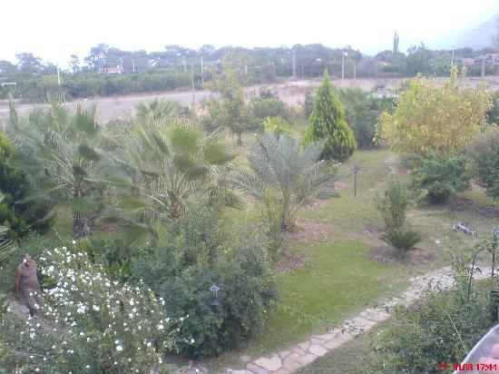 Anatolia Resort Hotel : View from the balcony