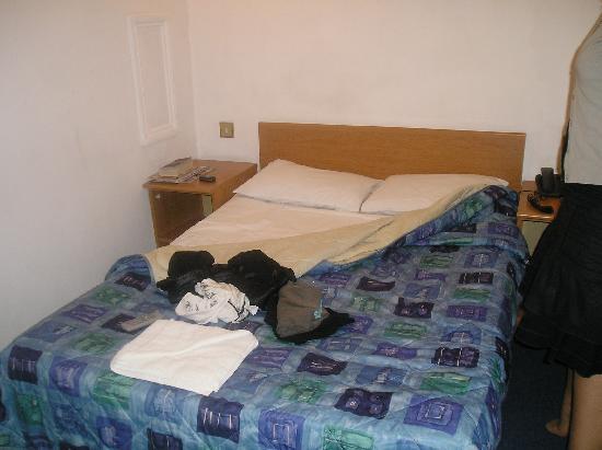 Whiteleaf Hotel: chambre