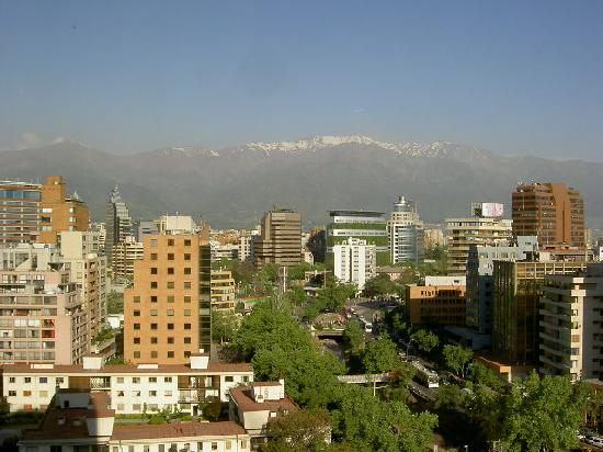 NH Collection Plaza Santiago: view from hotel room