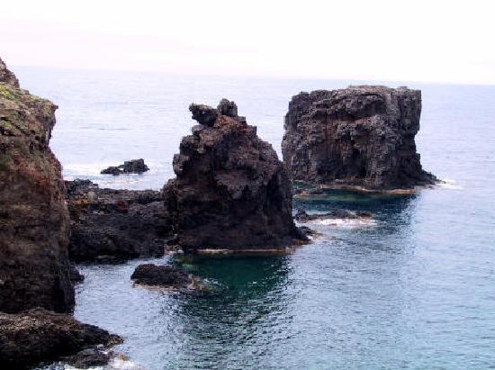 Mare Nostrum Diving Ustica: Faraglioni, Ustica