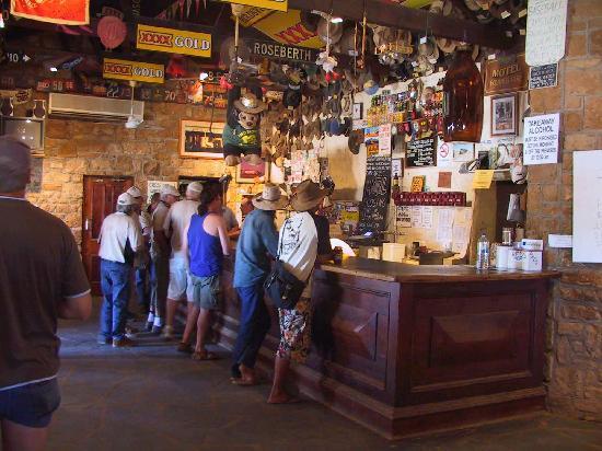 Public Bar, Birdsville Hotel
