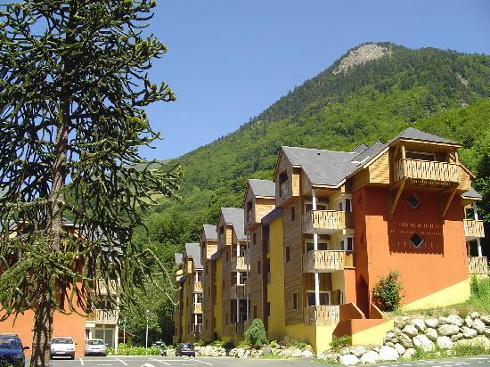 Lagrange Confort+ Le domaine des 100 lacs : Apartments