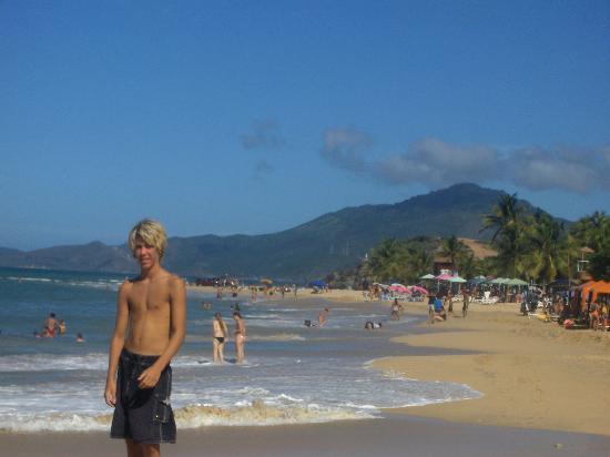 Max on Playa Caribe