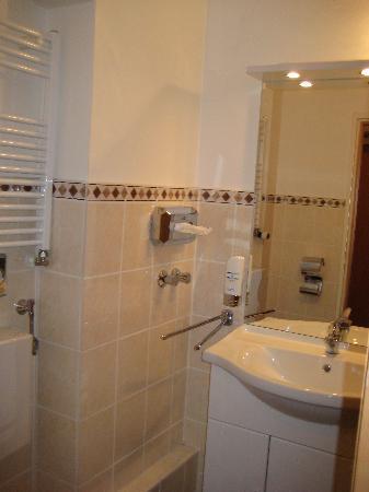 Hotel Everest: bathroom