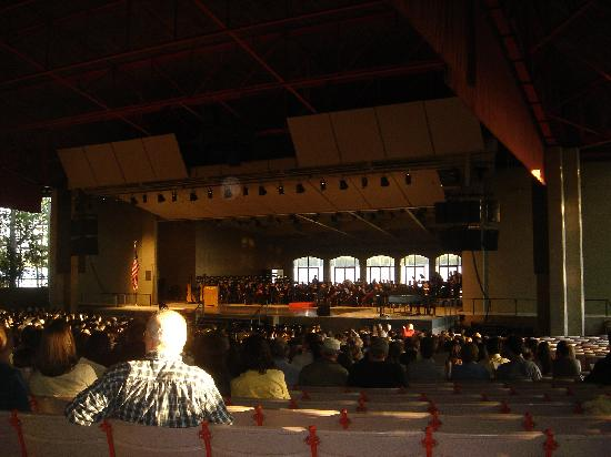 Interlochen, MI: Kresge Auditorium