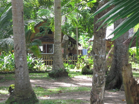 Leyte Province, Philippinen: cabin