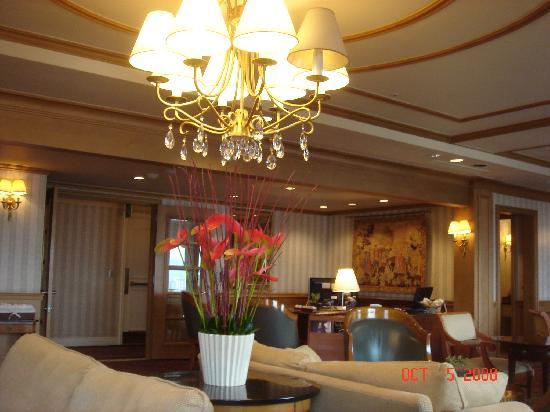 The Ritz-Carlton, Seoul: Executive Lounge
