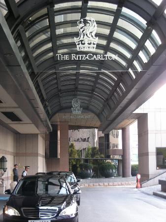 The Ritz-Carlton, Seoul: Outside