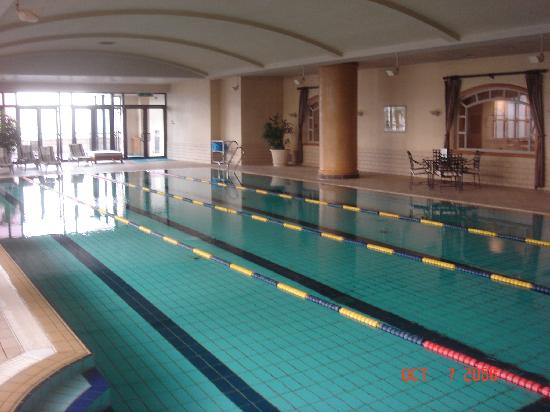The Ritz-Carlton, Seoul: Pool area
