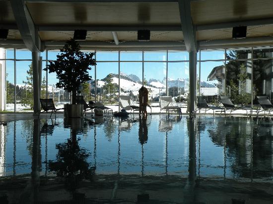 Piscina foto di seiser alm urthaler alpe di siusi tripadvisor - Hotel alpe di siusi con piscina ...