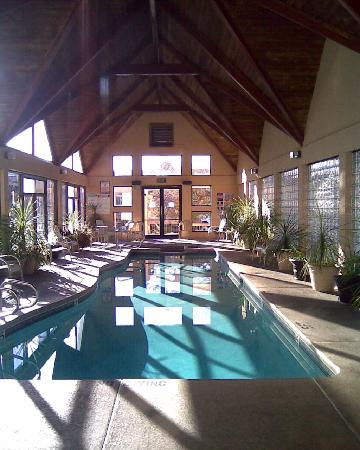 Best Western Town & Country Inn: Indoor Pool