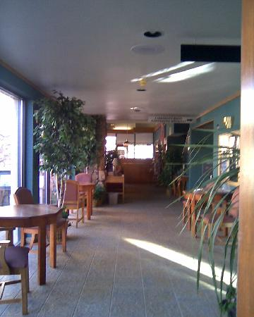 Best Western Town & Country Inn: Lobby