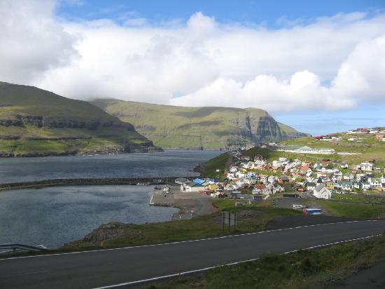 Eysturoy, Færøyene: Eiði