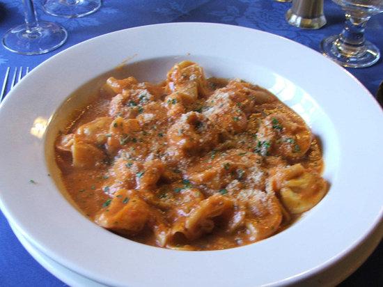 Il Lupo: Delicious pasta