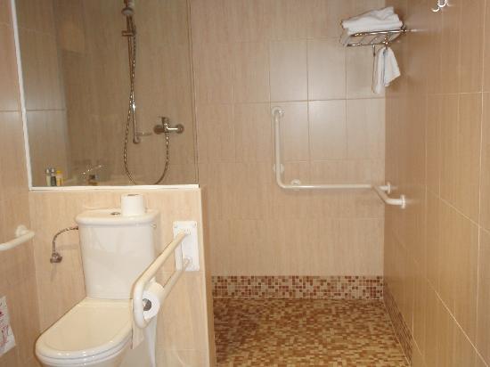 Celuisma Alisas: Shower Room