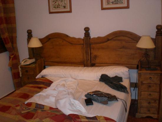 Hotel Rural Vettonia: habitacion