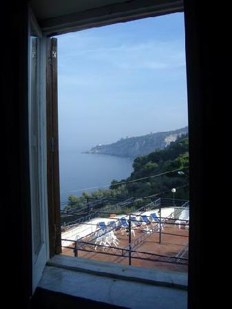 Hotel Piccolo Paradiso: View from window