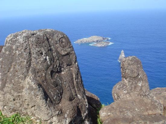 Easter Island, Chile: Orongo
