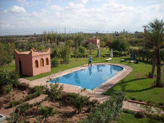 Location Villa Piscine Marrakech Jean Pierre