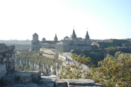 Kamianets-Podilskyi, ยูเครน: Kamenets-Podolskiy Castle