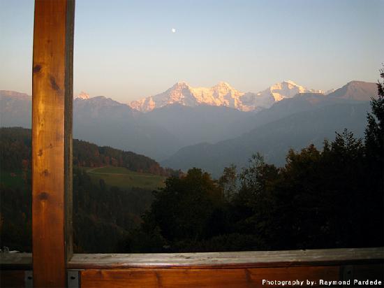 Parkhotel Marigold: My Balcony View