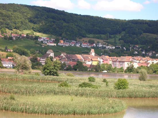 Das Dorf Klingnau