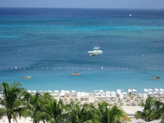 The Ritz-Carlton, Grand Cayman: View from room 626