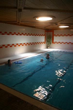 Eremita-Einsiedler: The indoor pool