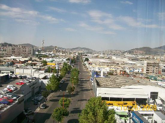 Tlalnepantla, Meksika: View from room 5112