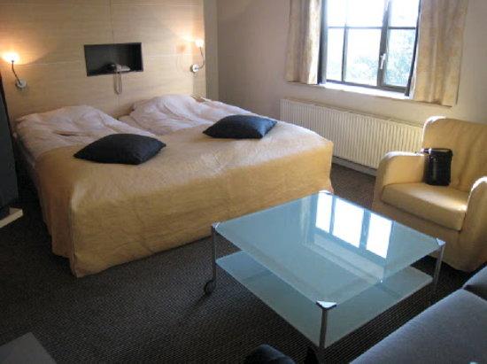Radisson Blu Papirfabrikken Hotel, Silkeborg : Bedroom