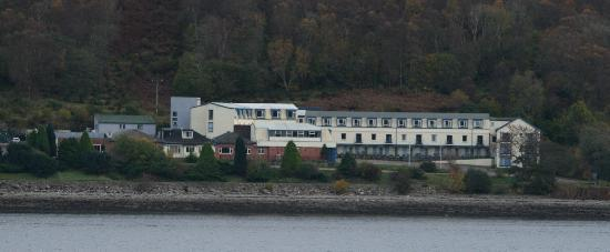 Croit Anna Hotel, Fort William