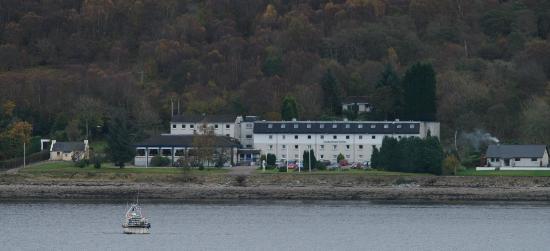 Bay Caledonian Hotel : Caledonian Hotel Fort William