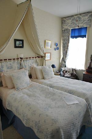 Portman Lodge : Blue room
