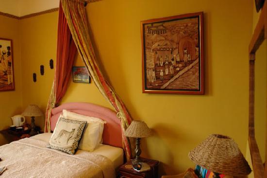 Portman Lodge : Africa room