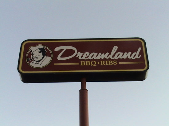 Photo of American Restaurant Dreamland Bar-B-Que at 101 Bridge Ave, Northport, AL 35476, United States
