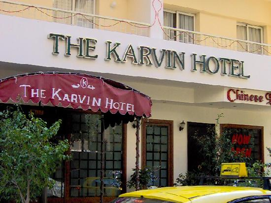 The Karvin Hotel: The Hotel