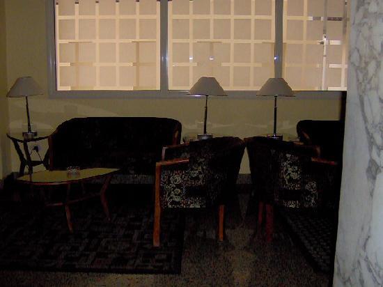 The Karvin Hotel: reception