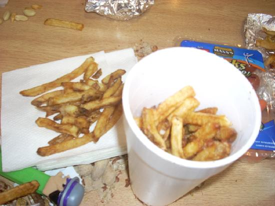 Five Guys Burger & Fries: Large Fries already have been under siege at Five Guys in Lynchburg