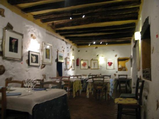 La Fructuosa: Restaurant